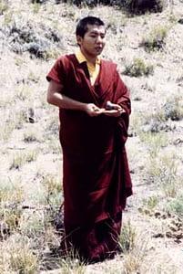 HE Jamgon Kongtrul Rinpoche